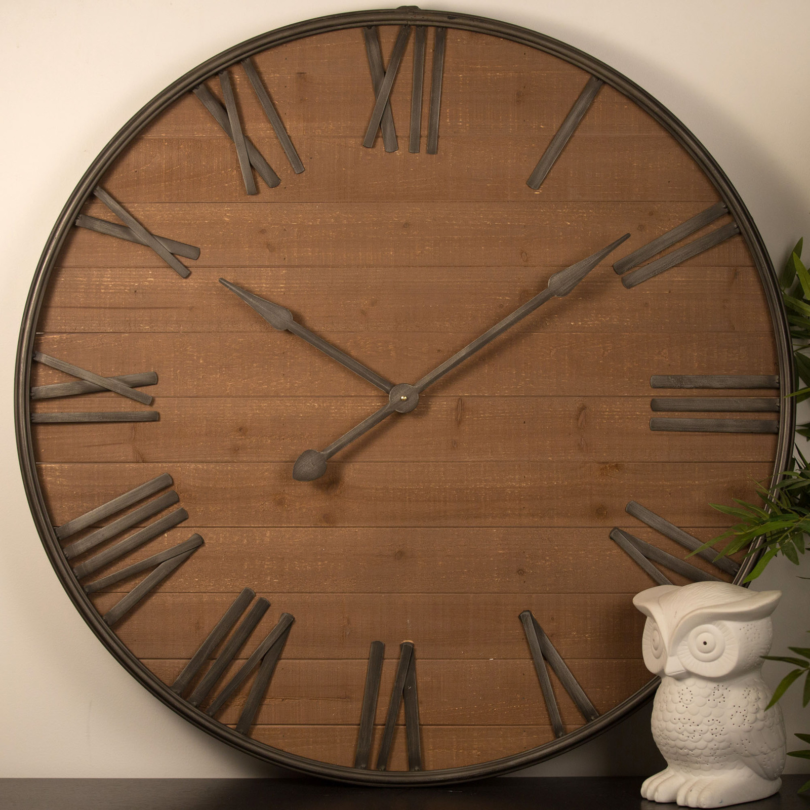industrial wall clocks image collections