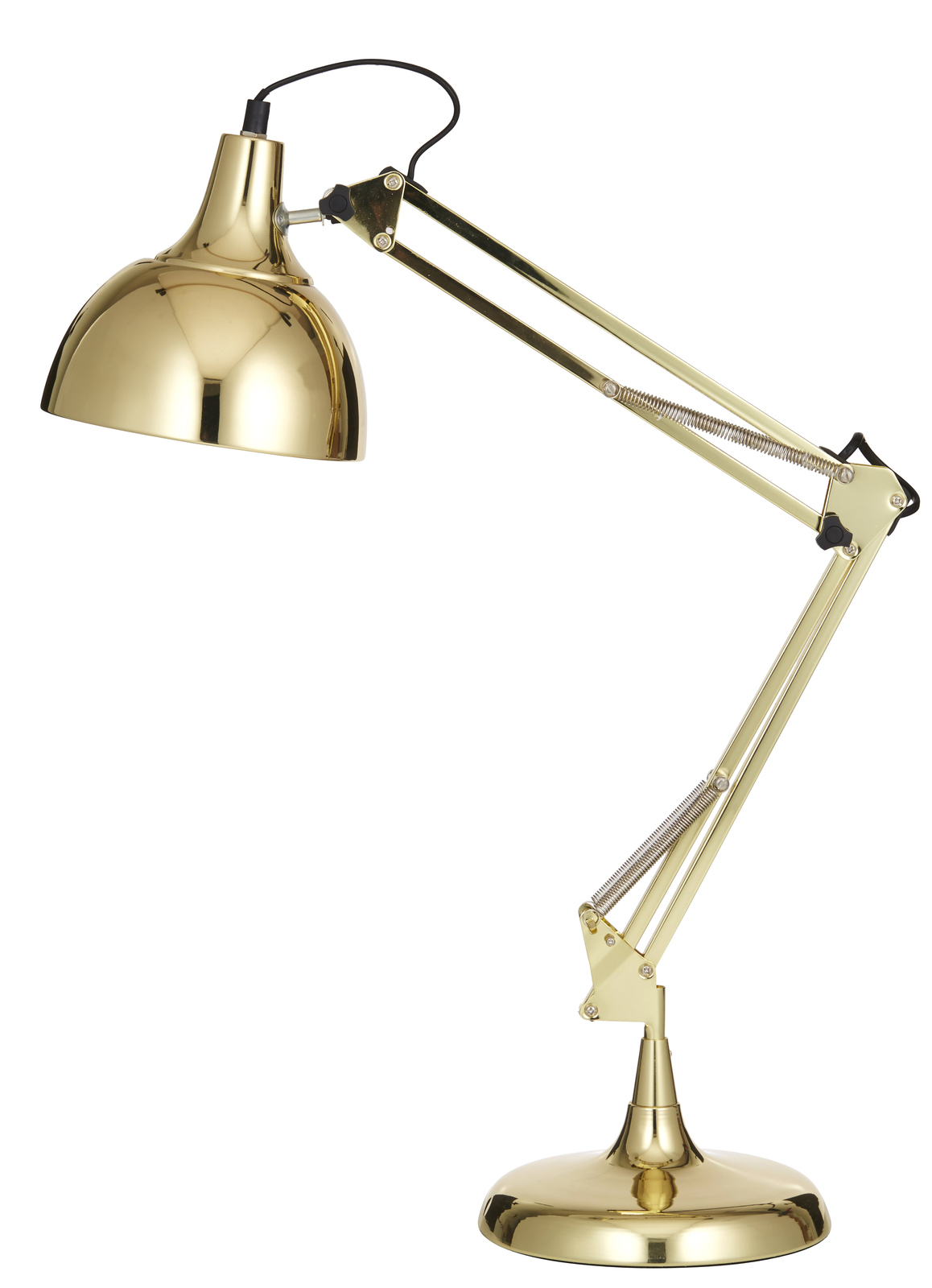 Mini Sly Designer Table Desk Lamp Light Gold Modern