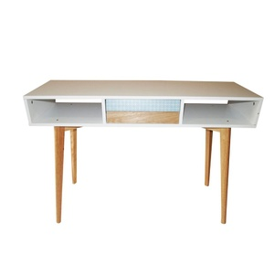 Skandi Design Console Table With One Drawer