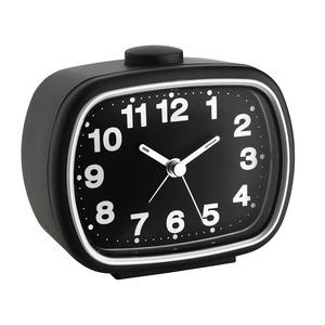 TFA Germany Electronic Alarm Clock - Black - 11cm
