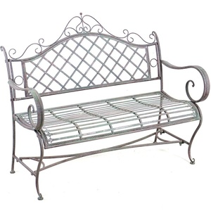 Provence Collection Outdoor Bench -115x50x100cm