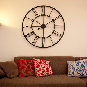 Bertha 101cm Wall Clock - Silent Clock