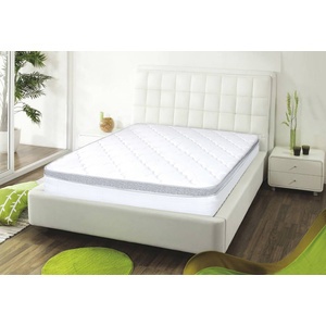 Sleep Studio - Latex Foam Euro Top Spring Mattress - Queen