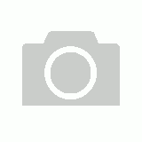 Gypsy Wool Flat Weave Stripe Rug - Light Blue White