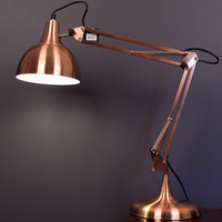 Mini Sly Table Lamp - Copper