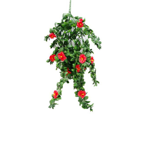 Hanging Rose Stem UV Stabalised - 85cm - Red