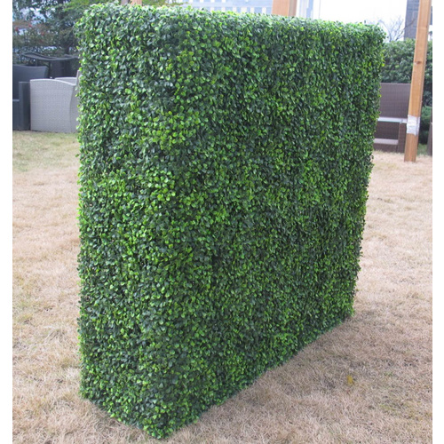 Artificial Portable Hedge UV Stabalised - 1.5m x 1.5m - Boxwood
