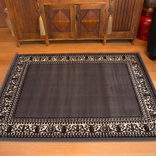 Allure 171012 - Grey - 60x220cm Runner