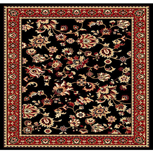 Allure 171059 - Red Black - 60x220cm Runner