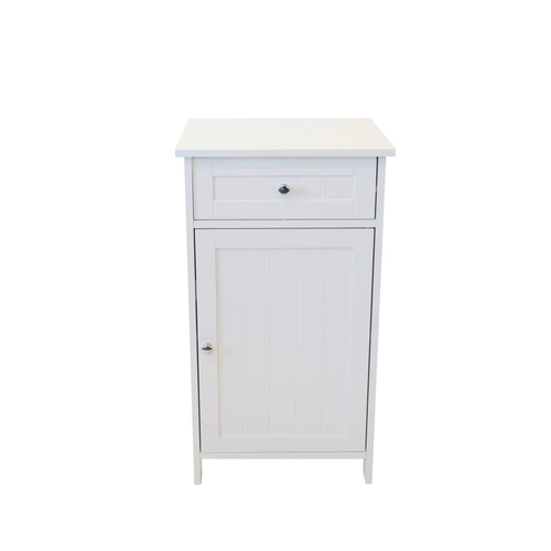 Maine Multi-Purpose Cabinet - 1 Drawer 1 Door - 40x77cm