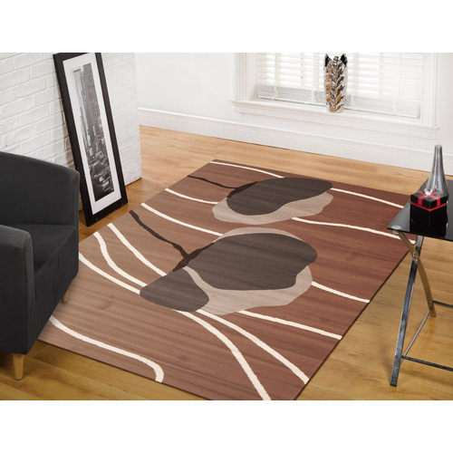Sterling Poppies Rug - Beige 160x230cm