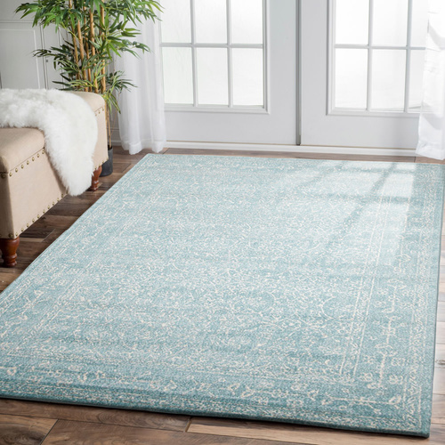 Evolve Depth Transitional Rug - Blue