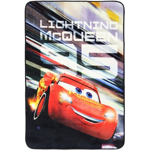 Kids Castle - Licensed Lightning Mcqueen - Multicoloured - 100x150cm