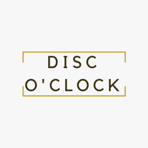 Disc O'Clock Recycled Vinyl Clocks