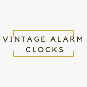 Vintage Alarm Clocks